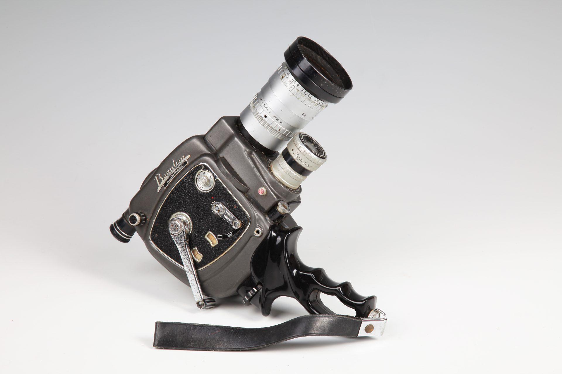Kino kamera BEAULIEU MAR8 AUTOMATIC