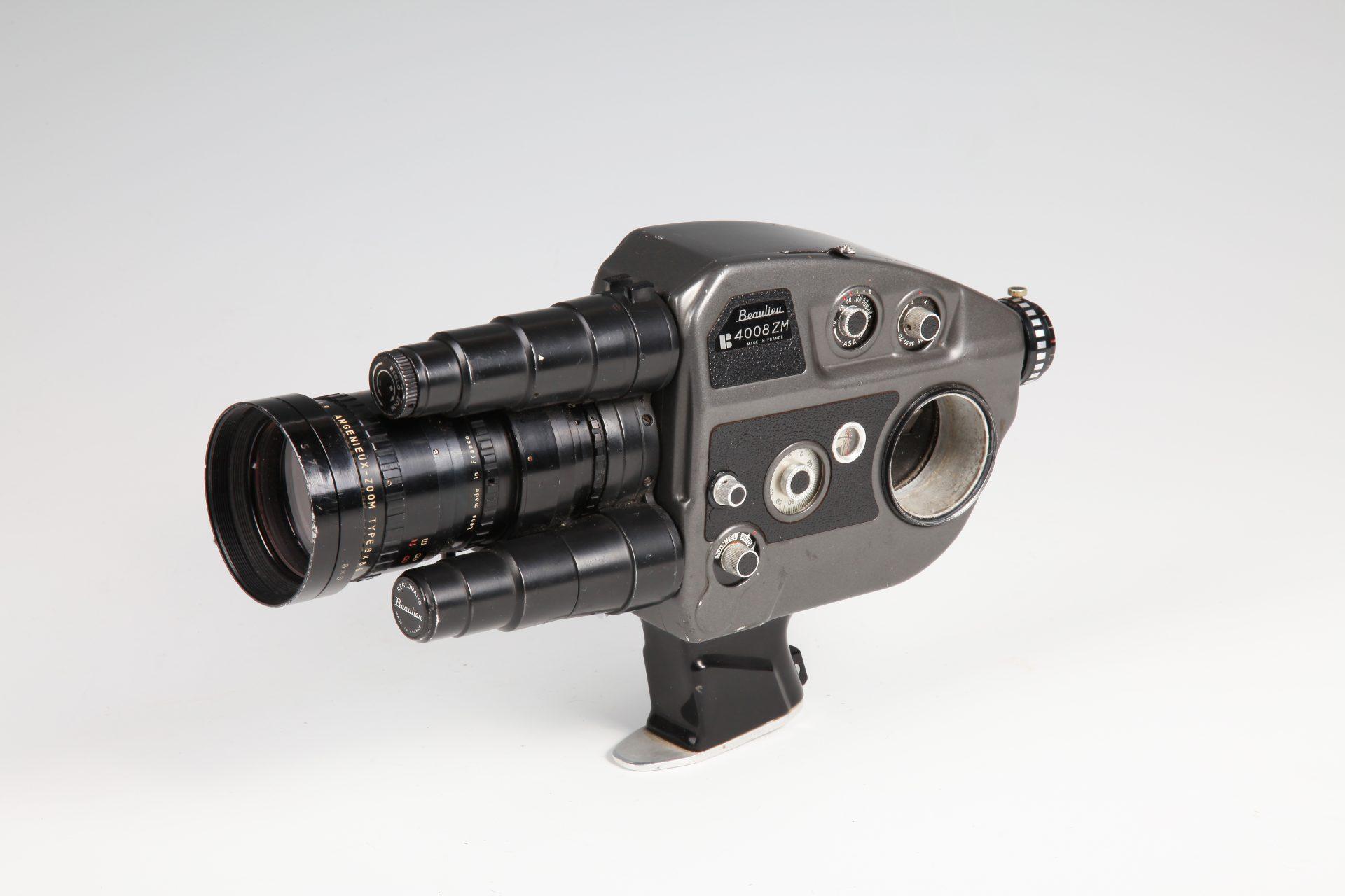 Kino kamera BEAULIEU 4008 ZM