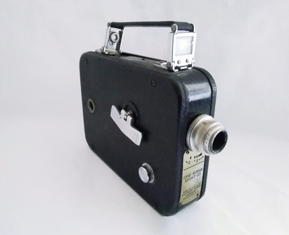 Kino kamera CINE KODAK EIGHT-25
