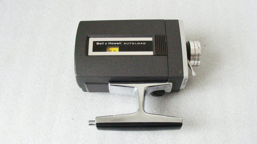 Kino kamera BELL&HOWELL AUTOLOAD-430