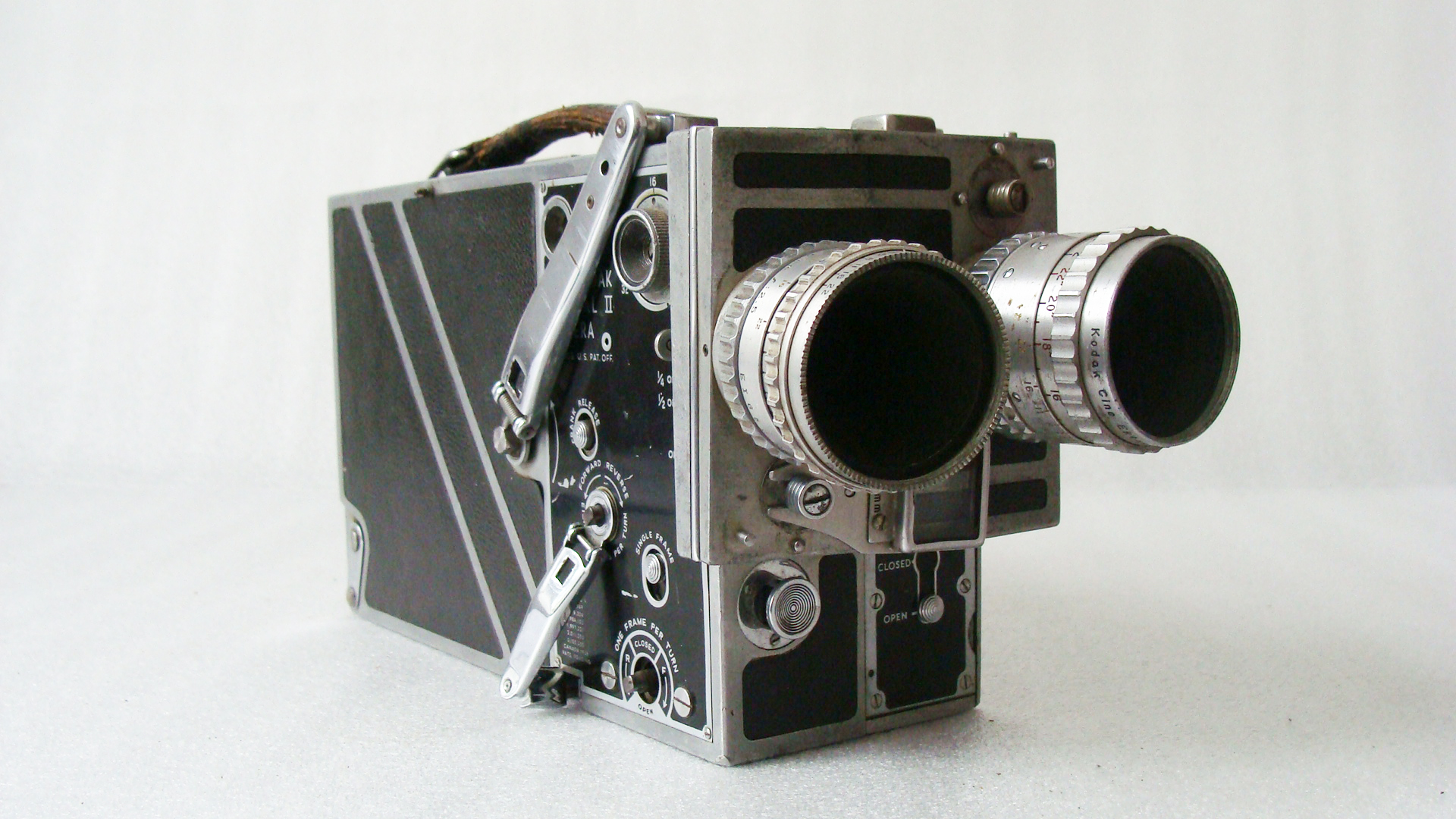 Kino kamera CINÉ- KODAK SPECIAL II CAMERA