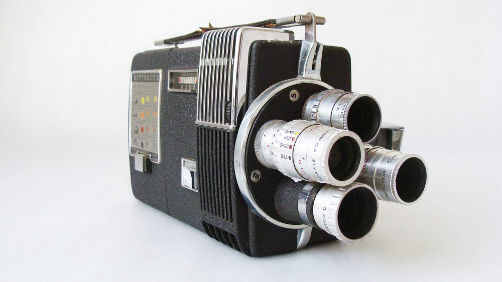 Kino kamera - projektorius WITTNAUER CINE TWIN WD 400