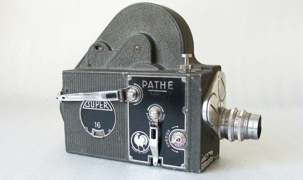 Kino kamera PATHÉ SUPER 16