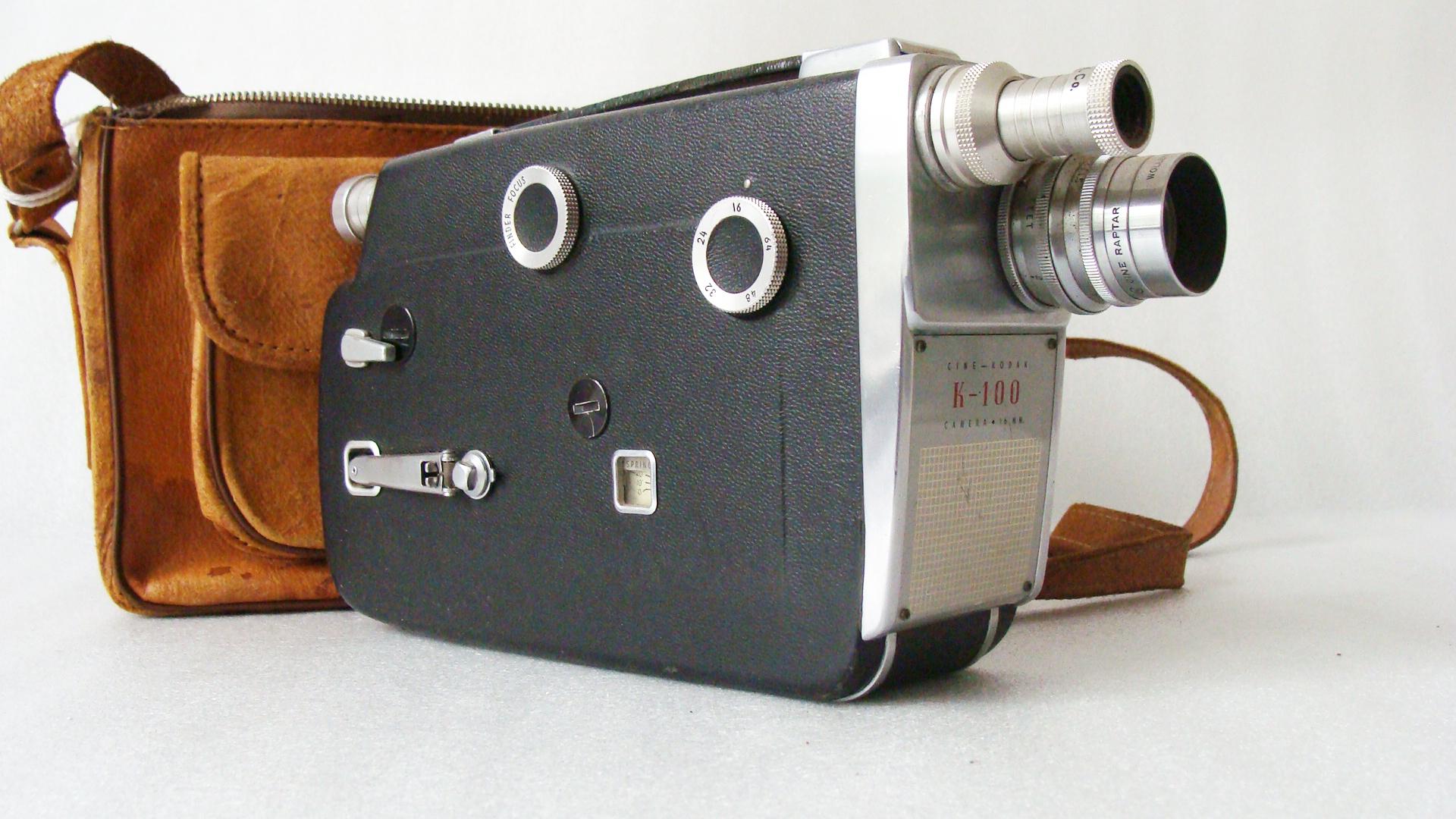 Kino kamera CINE KODAK K-100