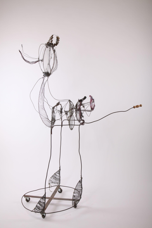Julija Skuratova, Lėlių teatras, Marionetė