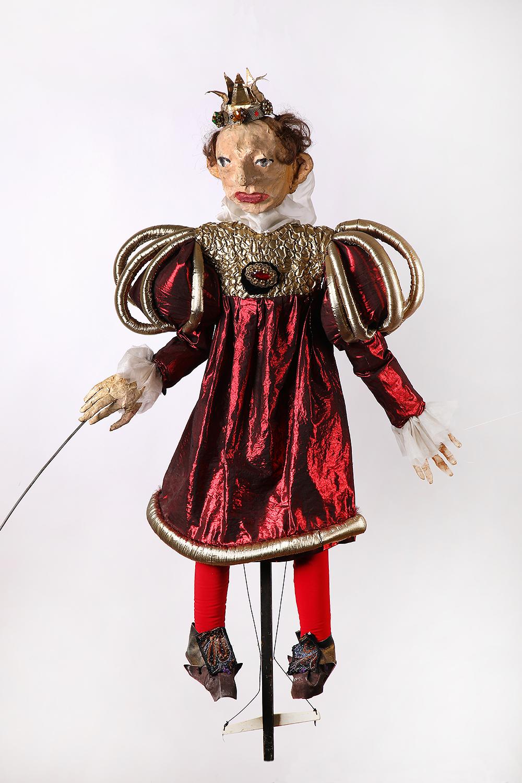 Jūratė Račinskaitė, Lėlių teatras, Marionetė