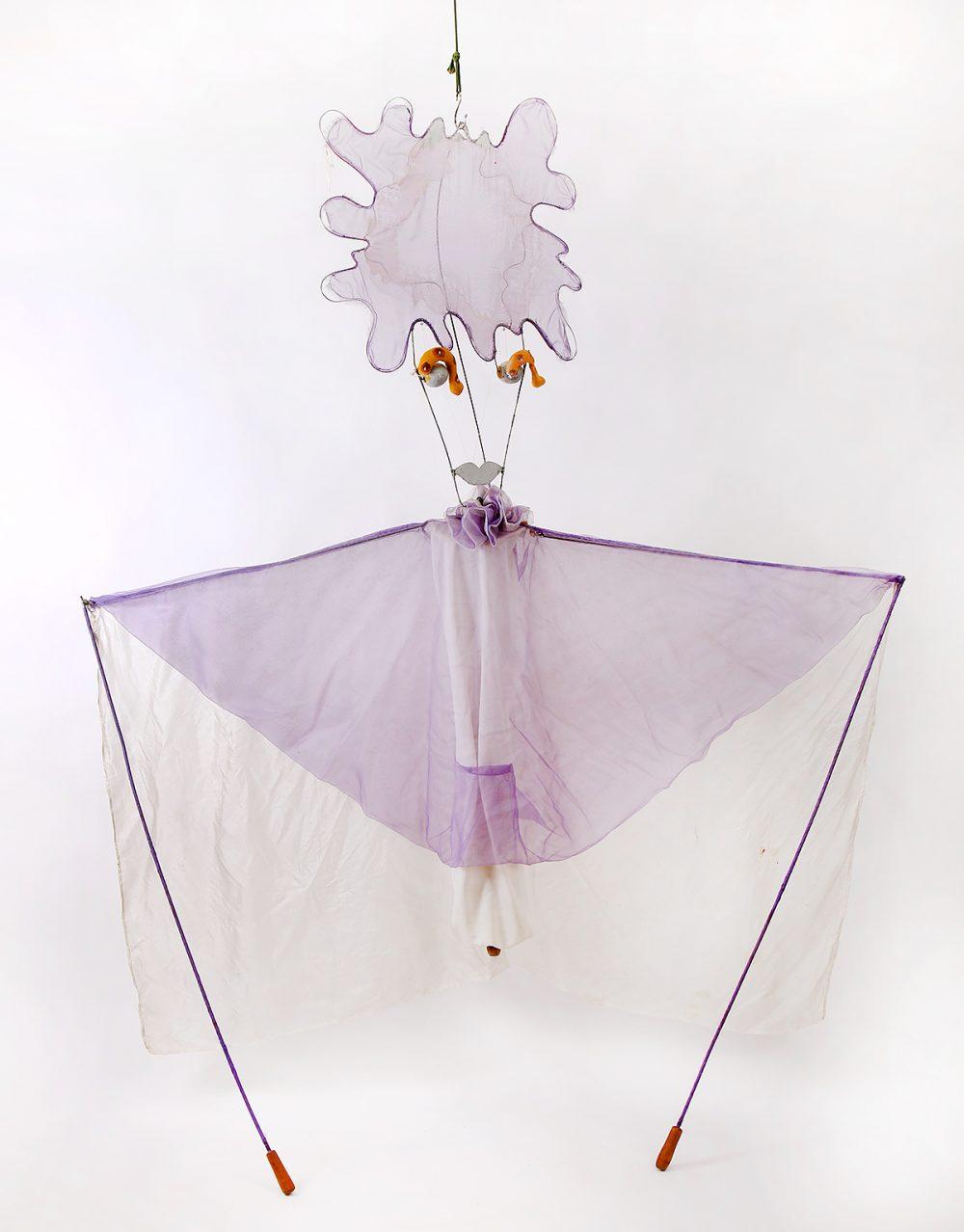 Algirdas Mikutis, Lėlių teatras, Marionetė