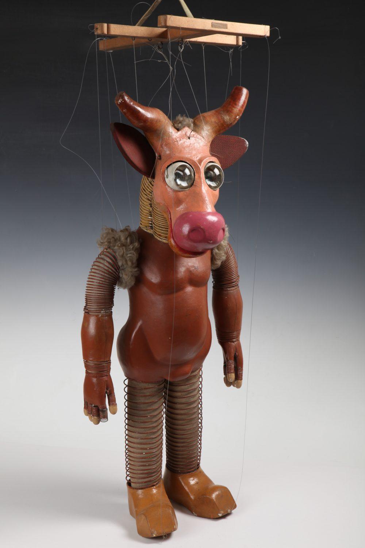 Stasys Ušinskas, Lėlių teatras, Marionetė
