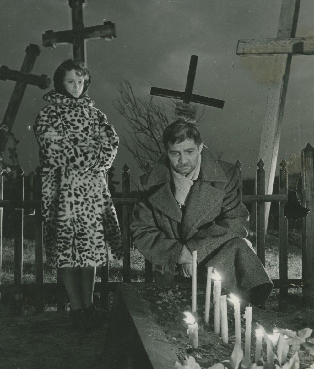 Bronius Babkauskas, Filmas Svetimi